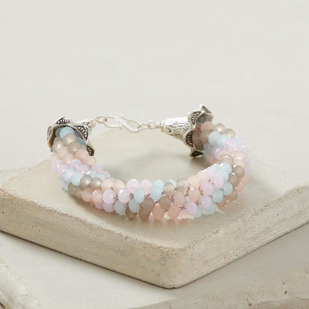 Sweet as Sugar Bracelet by Linda Anderson
