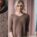 Pattern of the Week: Cartesian Pullover