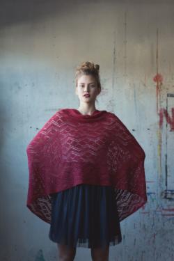 knit wrap pattern