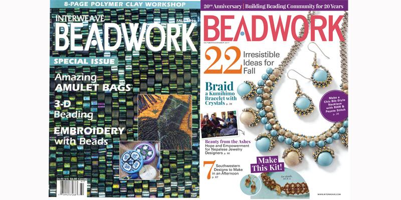 Thankful for 20 Years! <em>Beadwork</em> Celebrates 20 Years of Publication