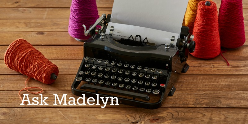 Ask Madelyn: Choosing Yarns for Overshot