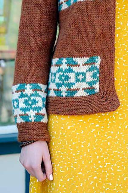 southwestern sweaters