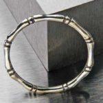 Ring Making Beyond Basics: Turn Plain Bands into Bamboo Stack Rings