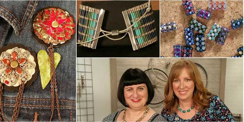 <em>Beads, Baubles & Jewels</em>: Unconventional Art