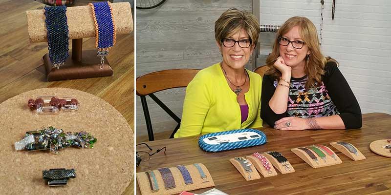 Beads, Baubles & Jewels episode 9 season 2600 - Katie Hacker and Tammy Honaman
