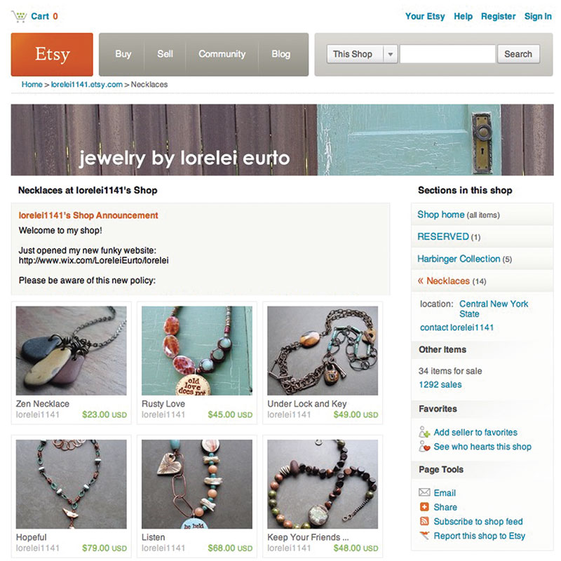Top 5 Tips for Excelling at Selling Handmade Jewelry on Etsy
