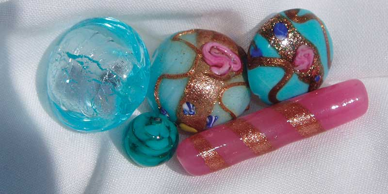 A Short History of Murano Glass Beads
