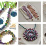 Sensational Shaped Beads: Tila Beads