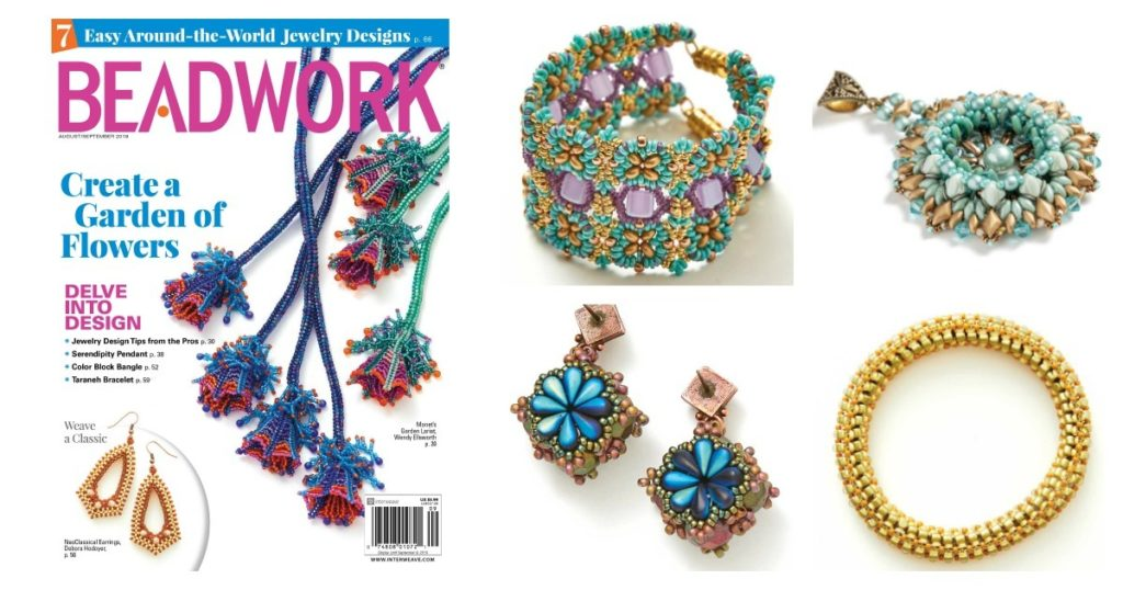 Design Choices Lead to Process in <i>Beadwork</i> August/September 2019