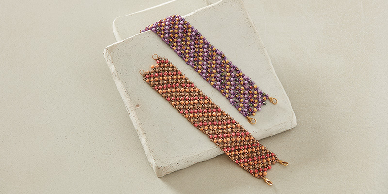 Pondo Lace Bracelet by Cristie Prince