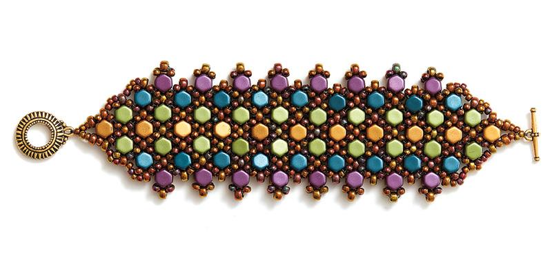 Mirror Image Bracelet by Shanna Steele