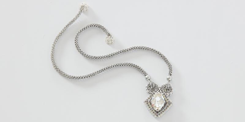 Melissa Grakowsky Shippee's Silver Twilight Necklace