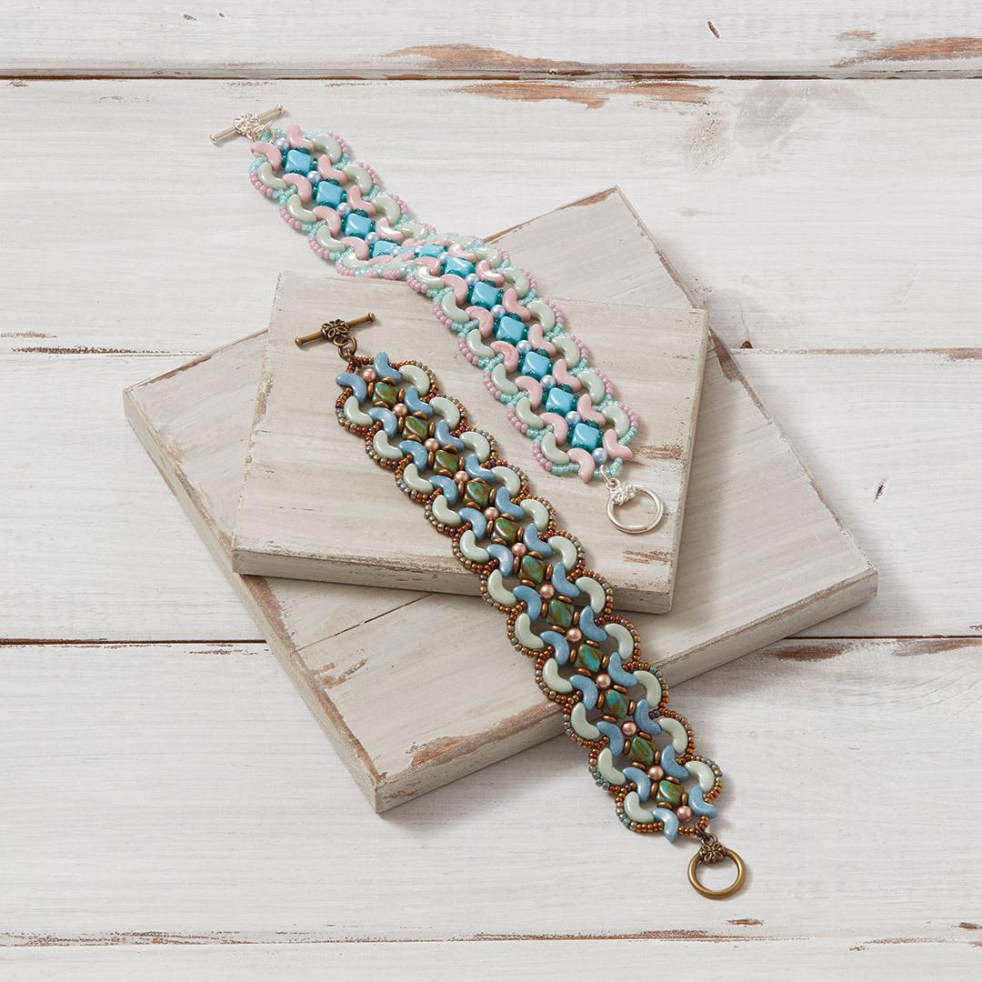 Svetlana Chernitsky's Rolling Waves Bracelet