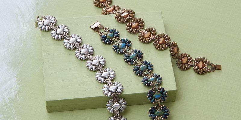 W.O.R.D.: Renata Minullina's Version of Carole Ohl's Papillon Bracelet