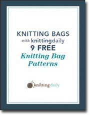 You'll love these free knitting patterns on knitting bags that are great for any occasion.