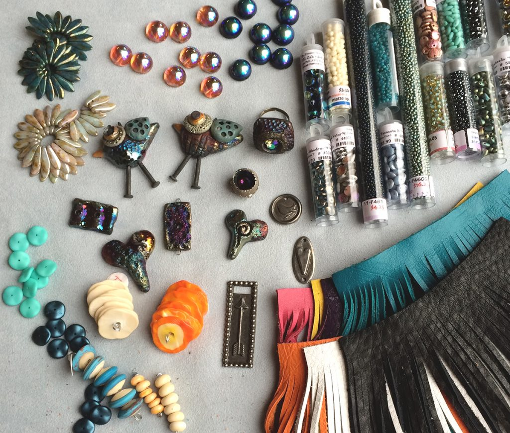Bead Fest Summer 2016 bead and jewelry haul