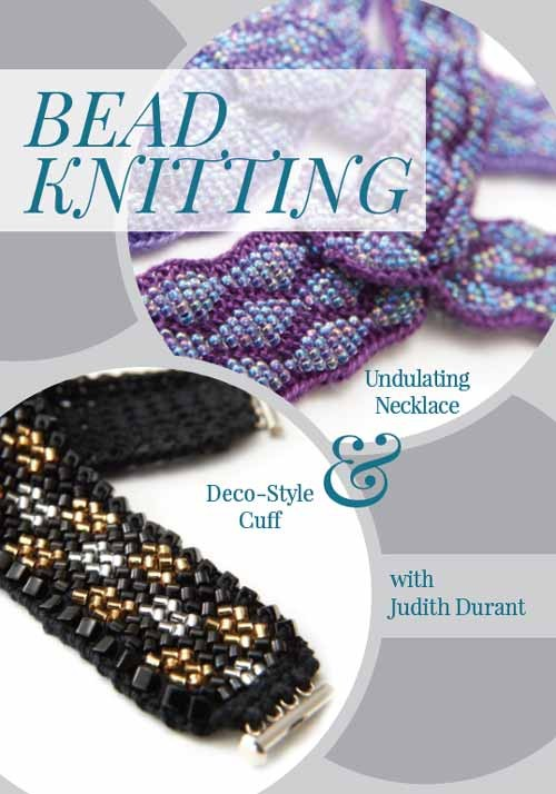 Use Beads With Yarn in Knitting or Crochet Projects