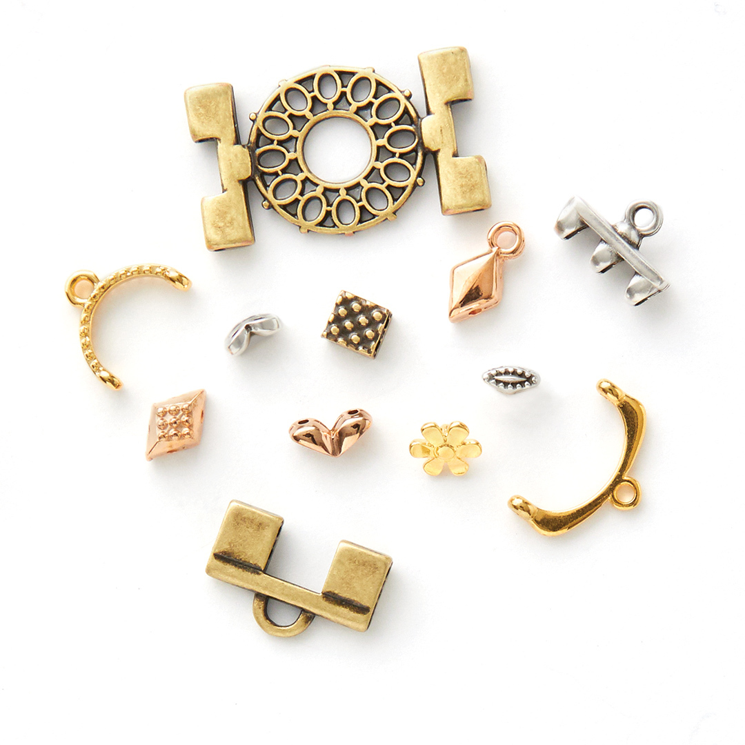 The BeadSmith's Cymbals beading supplies