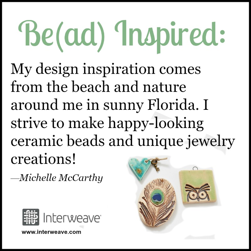 Michelle McCarty on the inspiration she draws from sunny Florida and how it translates into her ceramic designs.