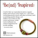 Samantha Slater Shares Her Beading and Jewelry Inspiration