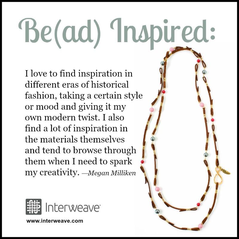Bead Inspired: Megan Milliken Brings a Taste of Historic Fashion to her Beadwork