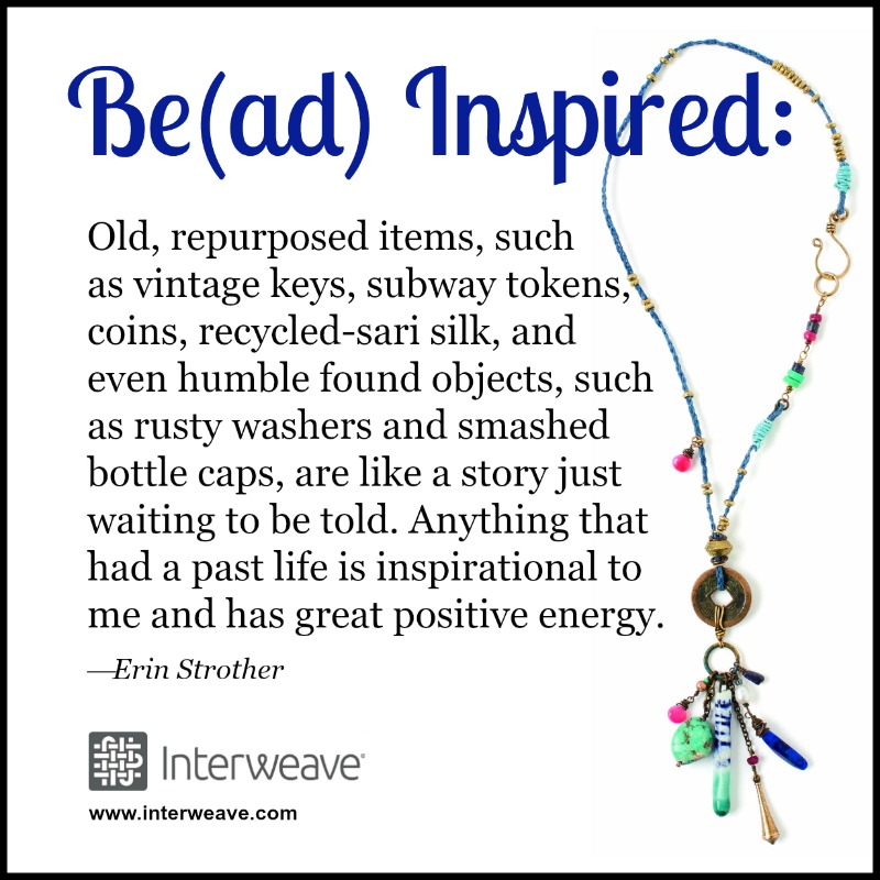Jewelry Making: Erin Strother Finds Inspiration Everywhere She Looks