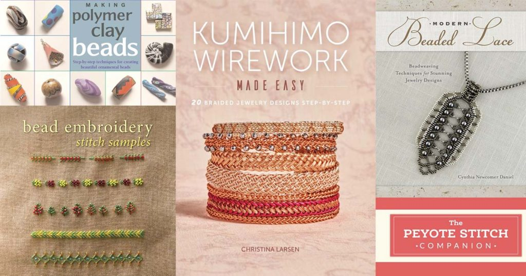 5 Beading Books to Add to Your Holiday Wish List Today!