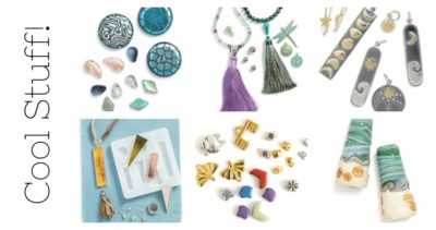 cool stuff beading supplies from Beadwork June/July 2019