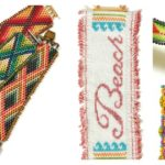 What's Old is New: Macramé Jewelry Making