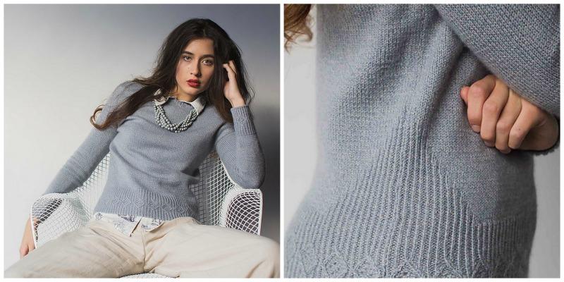 april birthstone knits