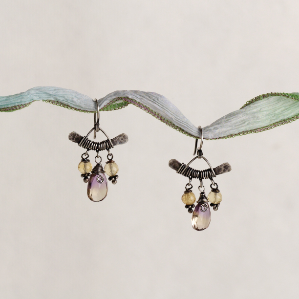 Janice Berkebile's Pagoda Earrings