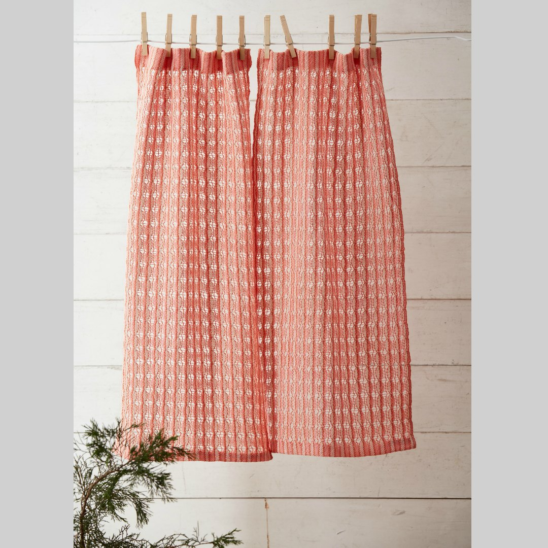 Lacy Kitchen Curtains