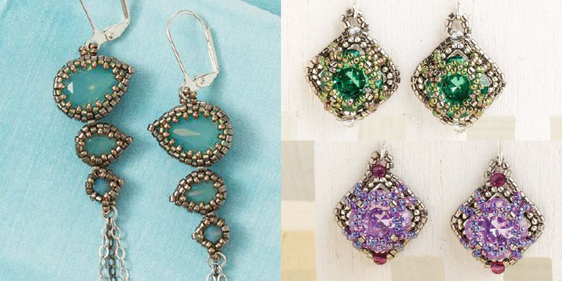 How to Make the Best Beaded Bezels from the Pros
