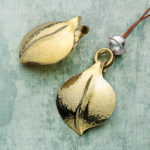 Leaves and Beads: Turn One Metal Jewelry Design Into Two