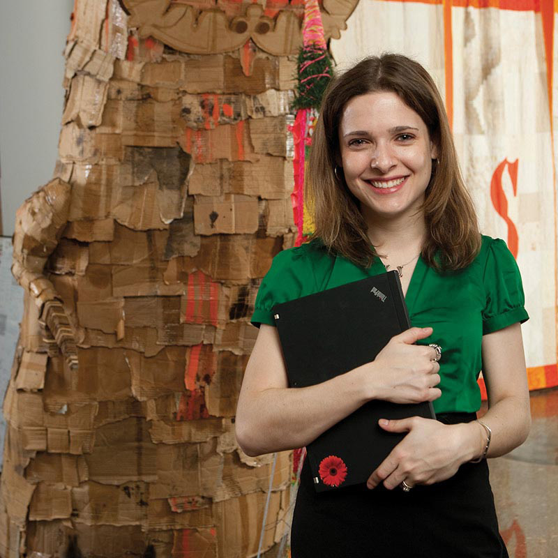 Copyright Law for Artists with Author, Attorney and Jewelry Artists Sarah Feingold