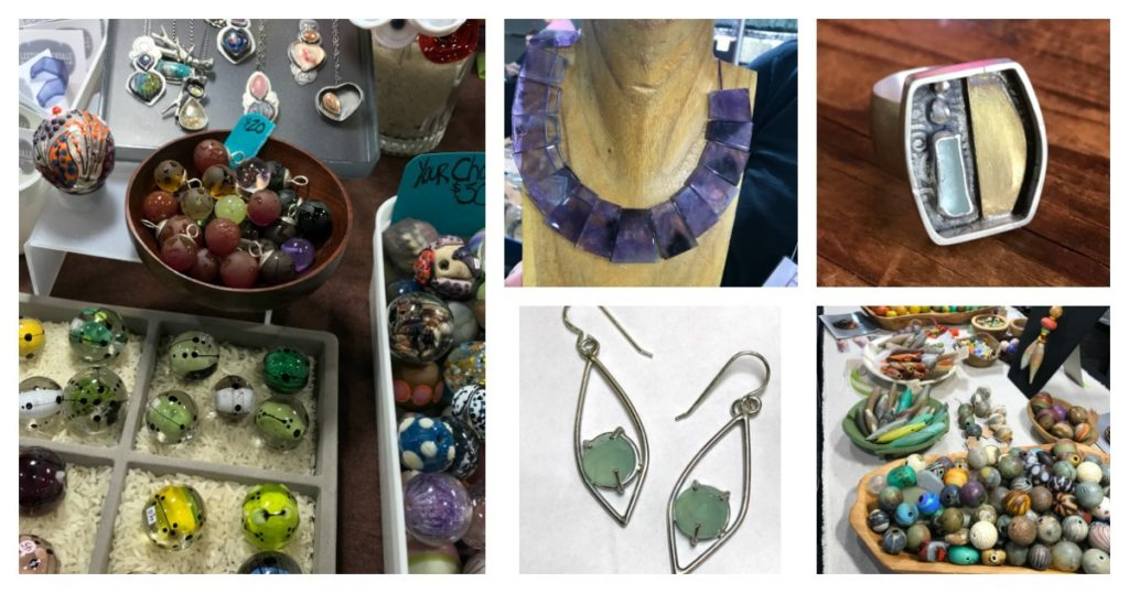 update from Bead & Button Show