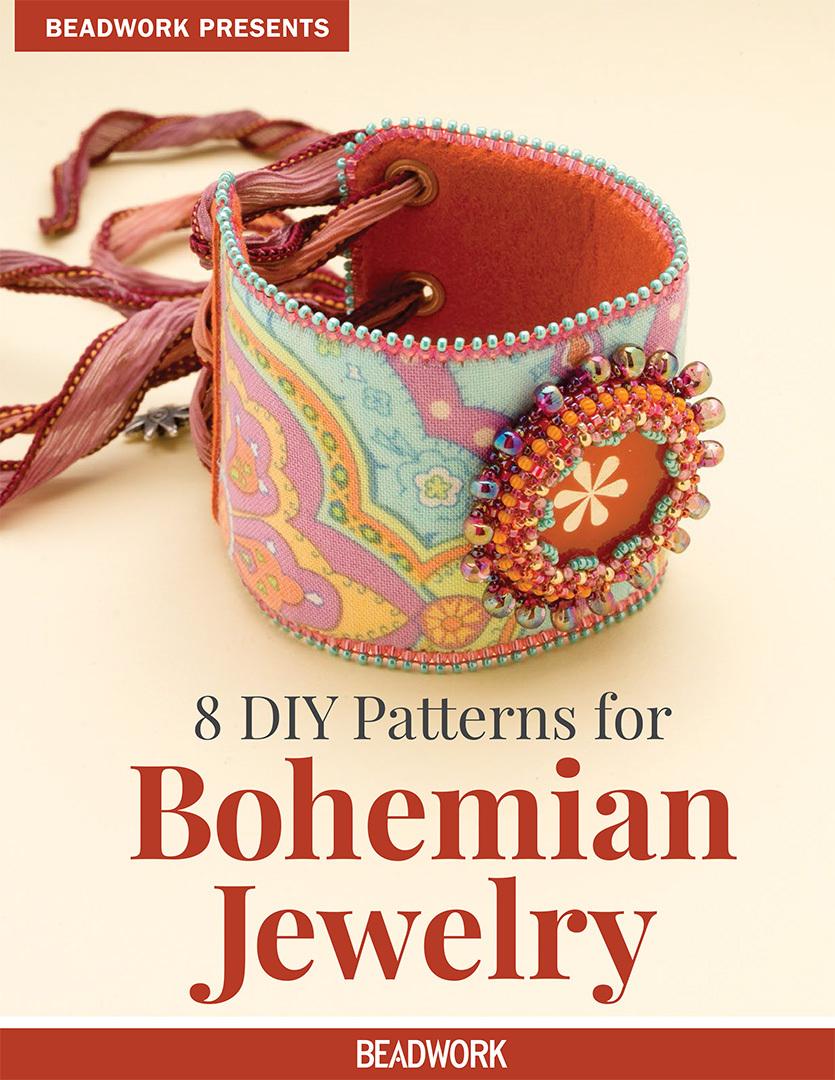 Beadwork Presents: 8 DIY Patterns for Bohemian Jewelry
