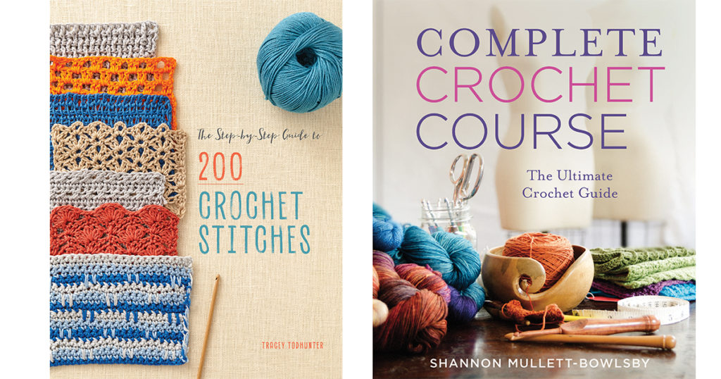 Crochet Resource Books