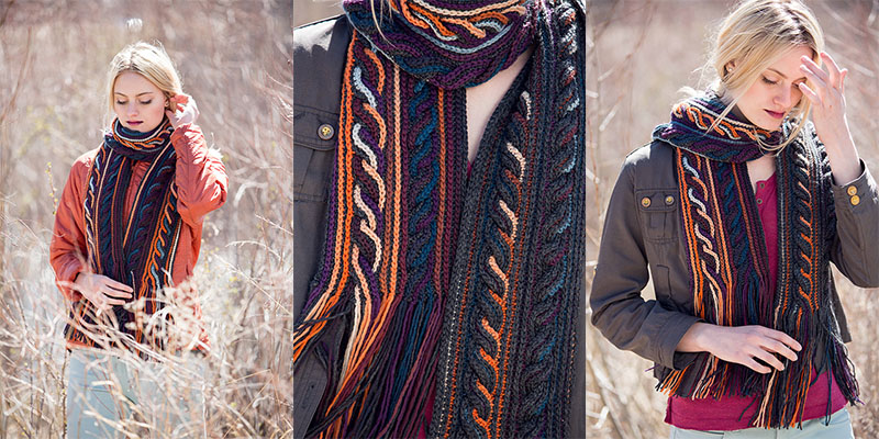 A Brioche Crochet Cable? It Can Be Done!