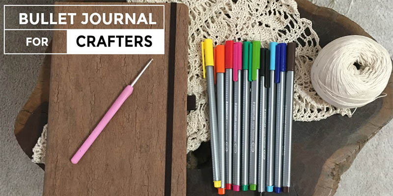 WWDD: What is a Bullet Journal + 15 Pages to Make For Crafters