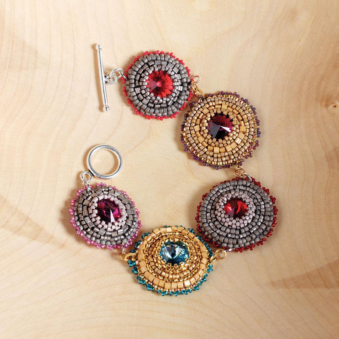 Royal Medallions by Kelli Burns