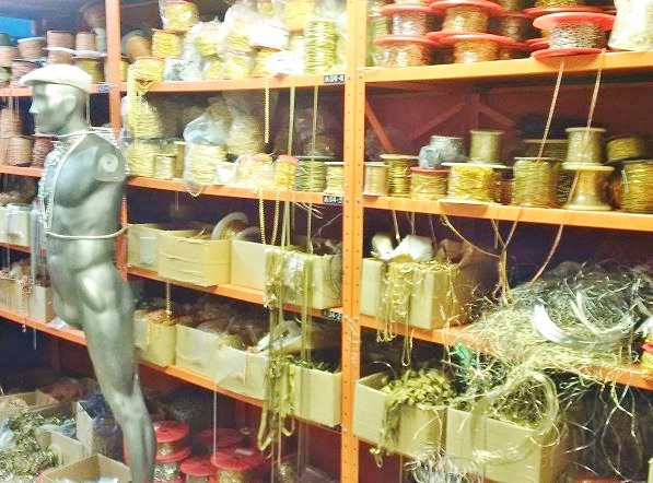 vintage chain and other jewelry making supplies at CJS Sales