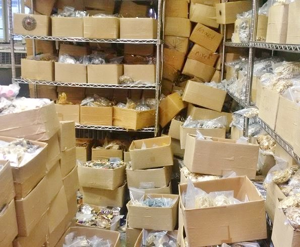 metal stampings and other jewelry making supplies at CJS Sales