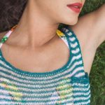 <em>knitscene</em> Summer 2018: Jigsaw Top
