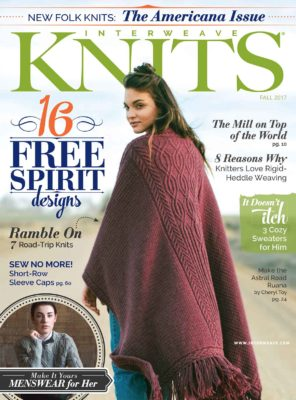 the knitter magazine issue 120