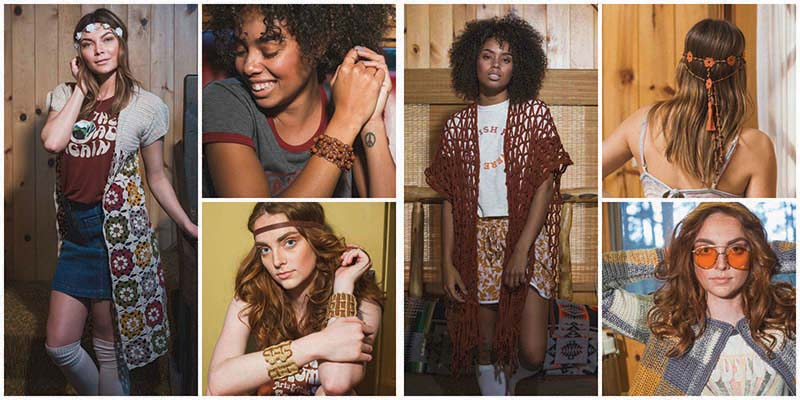 5 Trends from 70s Crochet We Can't Wait to Try