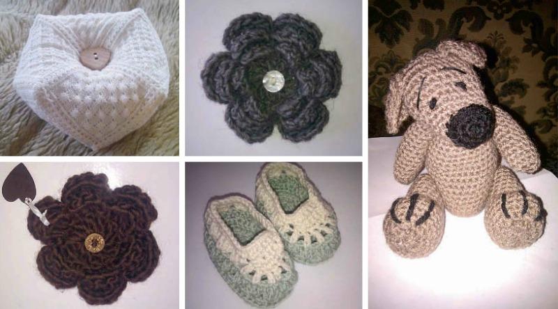 Interweave Crochet Accessories: Turning Chain