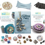 Cool Stuff, Products We Love, October/November 2017 <em>Beadwork</em> Magazine