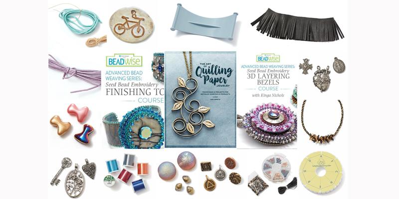 Cool Stuff, Products We Love, October/November 2017 <em>Beadwork</em> Magazine