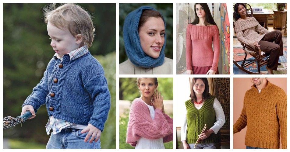 d16953f9790724 How to Cable Knit with 10 FREE Cable Knitting Patterns